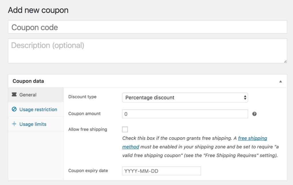 WooCommerce-coupons-settings